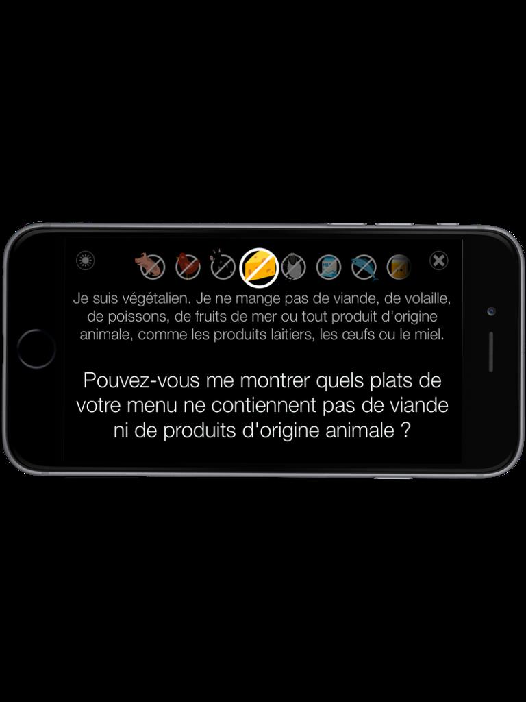 Veganagogo iPhone & iPod Touch  Screenshot 4